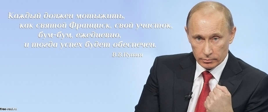 Путин о школе цитаты